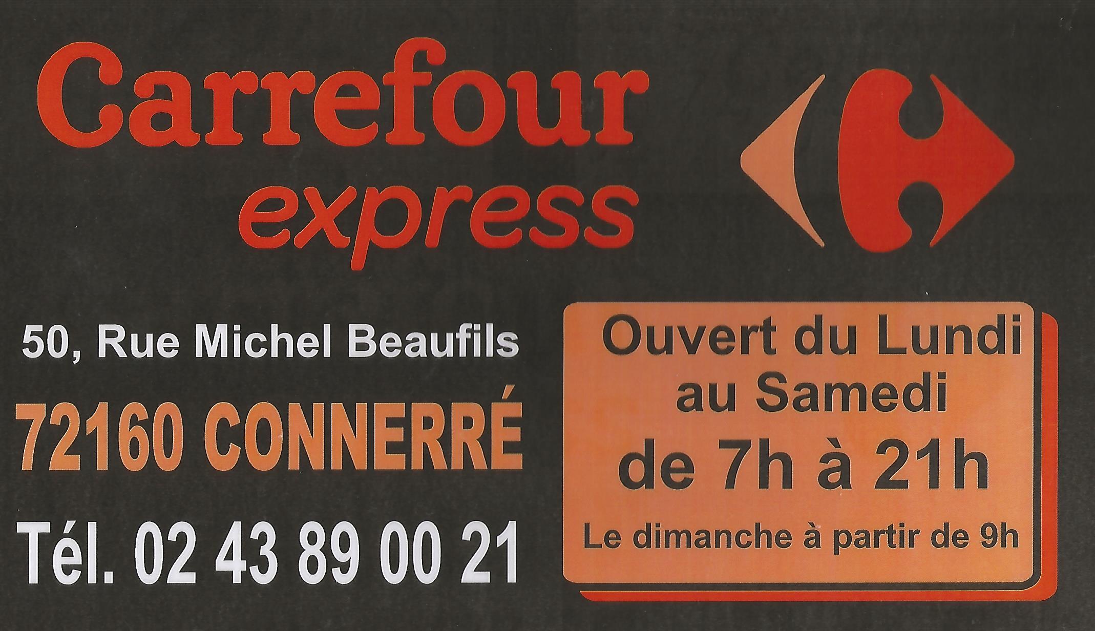 sponsor carrefour express