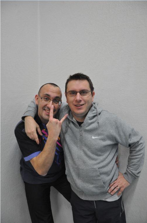 Fabrice & Stéphane